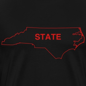 North Carolina State - Men's Premium T-Shirt