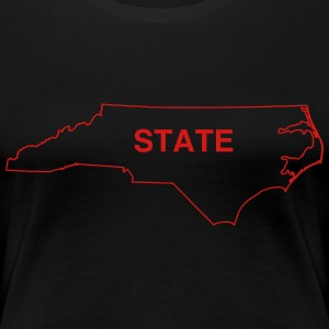 North Carolina State - Women's Premium T-Shirt