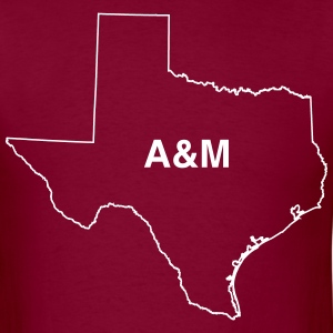 Texas A&M - Men's T-Shirt