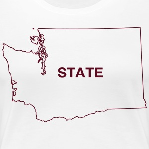 Washington State - Women's Premium T-Shirt