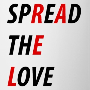 spread the love Bottles & Mugs - Coffee/Tea Mug