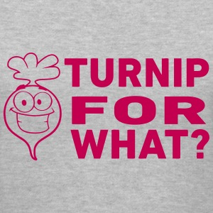 Turnip For What Women's T-Shirts - Women's V-Neck T-Shirt