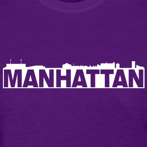 Manhattan Skyline - Women's T-Shirt