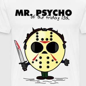 MR PSYCHO T-Shirts - Men's Premium T-Shirt