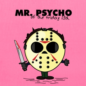 MR PSYCHO Bags & backpacks - Tote Bag