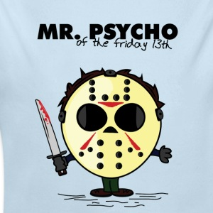 MR PSYCHO Baby & Toddler Shirts - Long Sleeve Baby Bodysuit