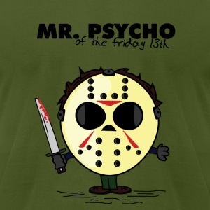 MR PSYCHO T-Shirts - Men's T-Shirt by American Apparel