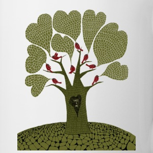loving tree Bottles & Mugs - Coffee/Tea Mug