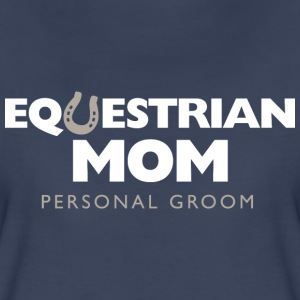 Horse Mom - Women's Premium T-Shirt