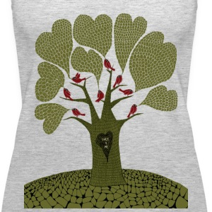 loving tree Tanks - Women's Premium Tank Top