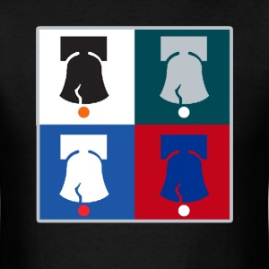 Philly Four T-Shirts - Men's T-Shirt