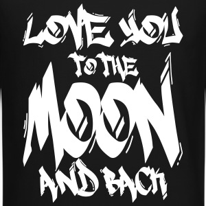 I Love You to the Moon and back Long Sleeve Shirts - Crewneck Sweatshirt