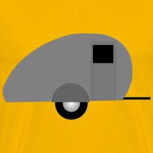 Teardrop trailer - Men's Premium T-Shirt