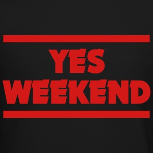 YES WEEKEND Long Sleeve Shirts - Crewneck Sweatshirt