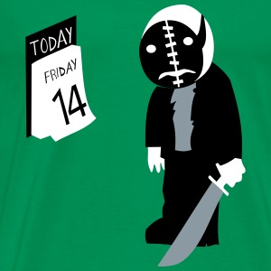 Friday the 14th T-Shirts - Men's Premium T-Shirt