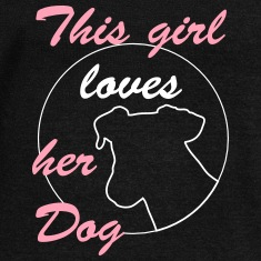 Girl loves Dog Long Sleeve Shirts