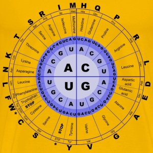 Genetic Code RNA - Men's Premium T-Shirt
