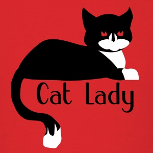 Cat Lady - Men's T-Shirt