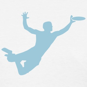 Ultimate Frisbee  Guy Women's T-Shirts - Women's T-Shirt