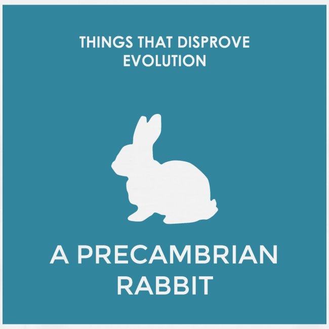 A precambrian rabbit