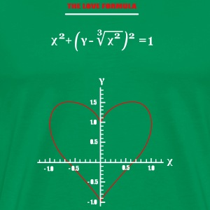 Love Formula T-Shirts - Men's Premium T-Shirt