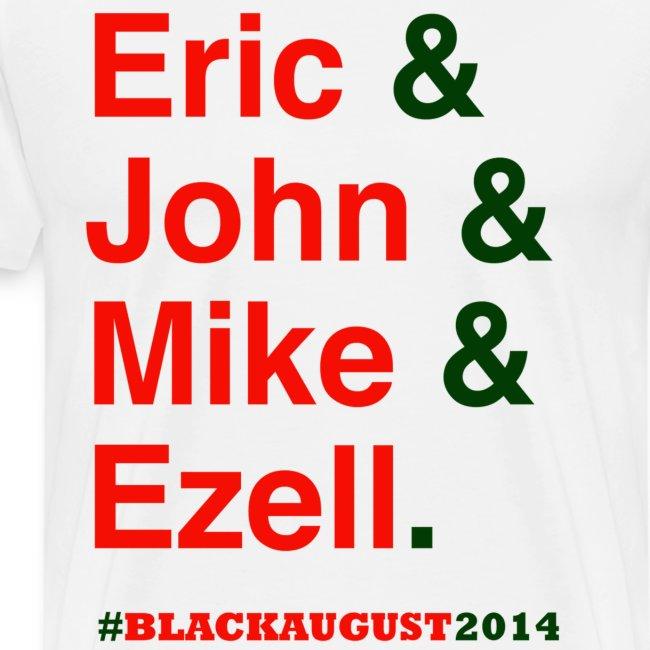Black August 2014