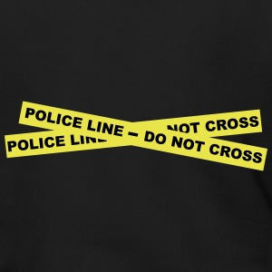 Police Line - Do Not Cross Zip Hoodies & Jackets - Men's Zip Hoodie