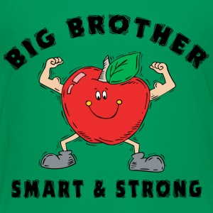 Big Brother Smart and Strong - Kids' Premium T-Shirt