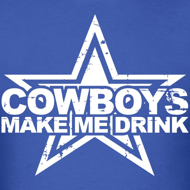 Boys Make Me Drink Shirt