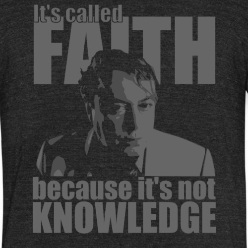 Hitchens - It's Called FAITH