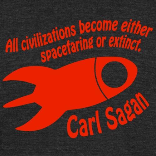 All Civilizations - Carl Sagan