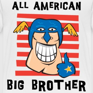 All American Big Brother - Kids' Premium T-Shirt