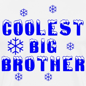 Coolest Big Brother  - Men's Premium T-Shirt