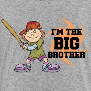 I'm The Big Brother - Kids' Premium T-Shirt