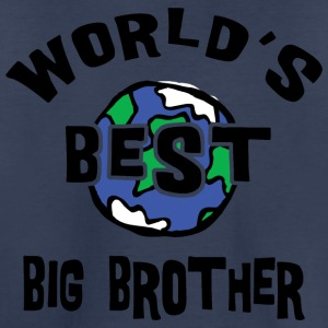 World's Best Big Brother  - Kids' Premium T-Shirt