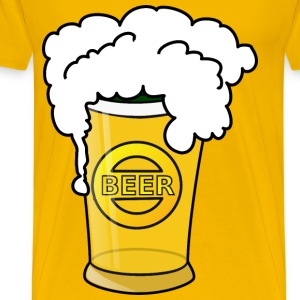 Beer 1 - Men's Premium T-Shirt