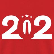 Design ~ 202 DC Pride Men's Subtractive T-Shirt