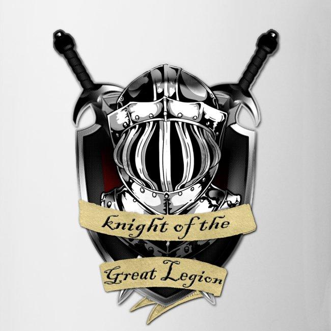 Knight Of The Great Legion Mug