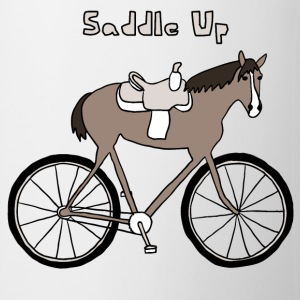 saddle up Drinkware - Coffee/Tea Mug