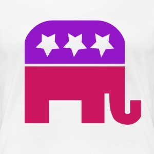 GOP Woman - Women's Premium T-Shirt