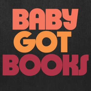 Baby got BOOKS - Tote Bag