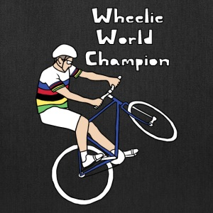 wheelie world champion Bags & backpacks - Tote Bag