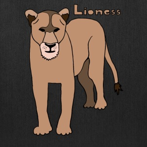 lioness Bags & backpacks - Tote Bag