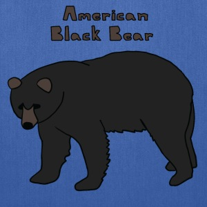 american black bear Bags & backpacks - Tote Bag