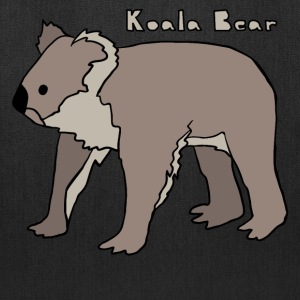 koala bear Bags & backpacks - Tote Bag