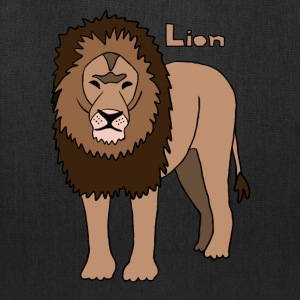 lion  Bags & backpacks - Tote Bag