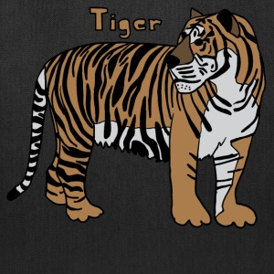 tiger Bags & backpacks - Tote Bag