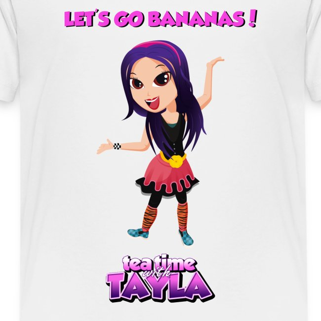 """Let's Go Bananas"" T-Shirt"