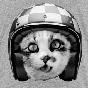 Biker Cat Baby & Toddler Shirts - Toddler Premium T-Shirt