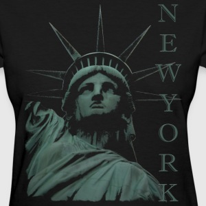 New York Souvenir T-shirts Statue of Liberty Shirt - Women's T-Shirt